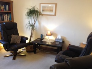 image of the counselling room