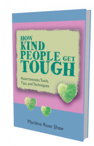 How Kind People Get Tough The Book