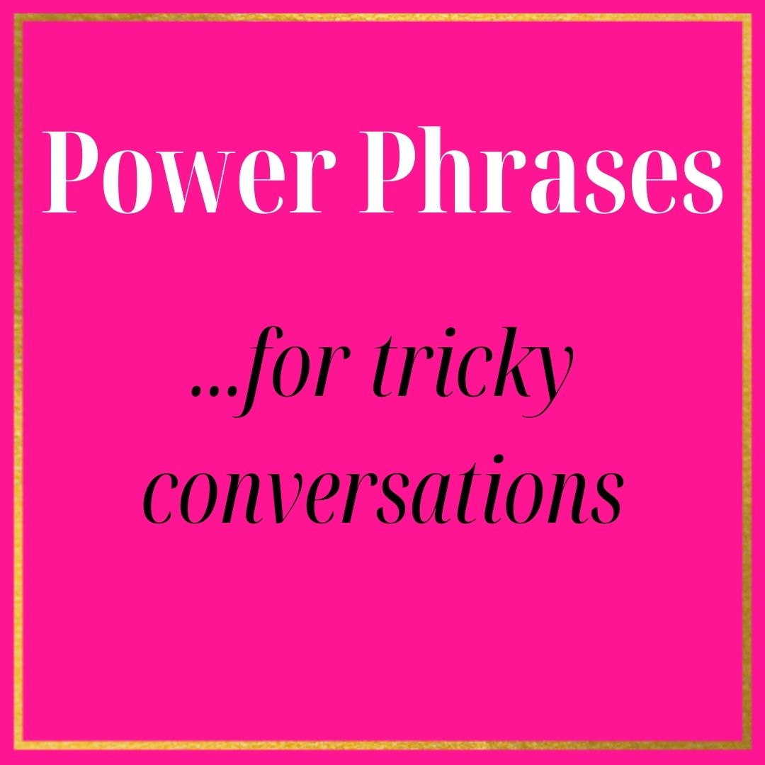 Power Phrases Communication