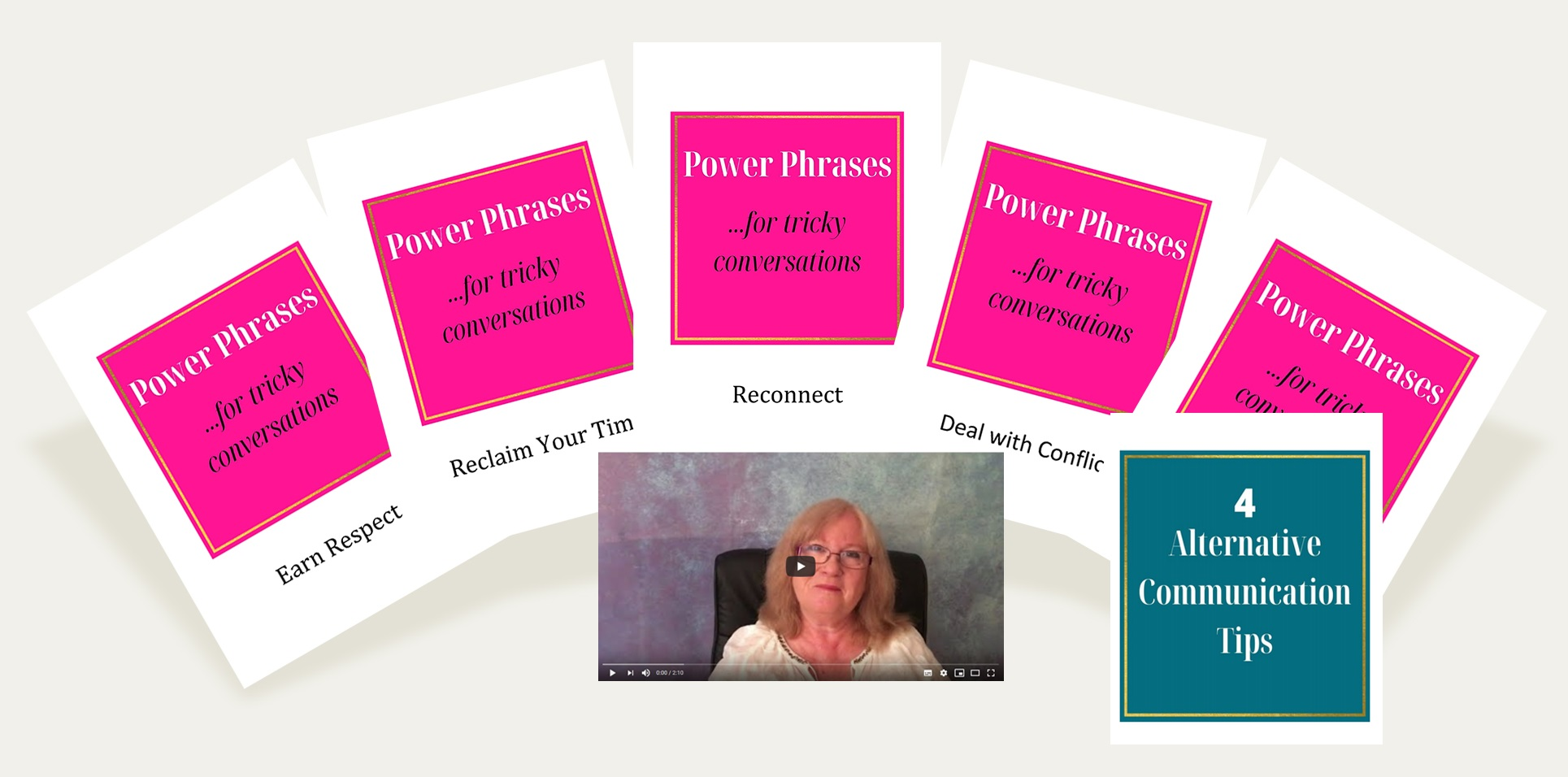Power Phrases Entire Pack